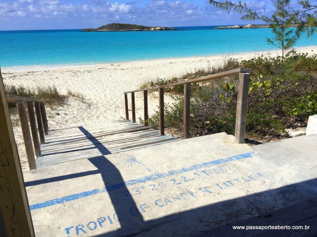 Tropic of Cancer Beach ganha de todas, na minha opinião!