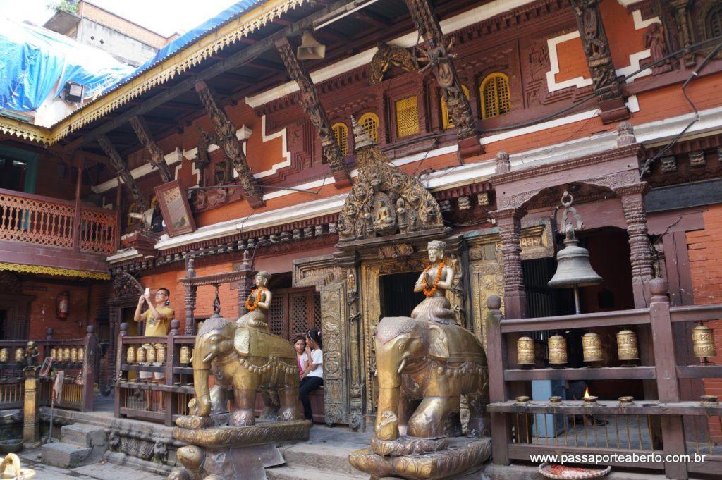 Entrada do Golden Temple