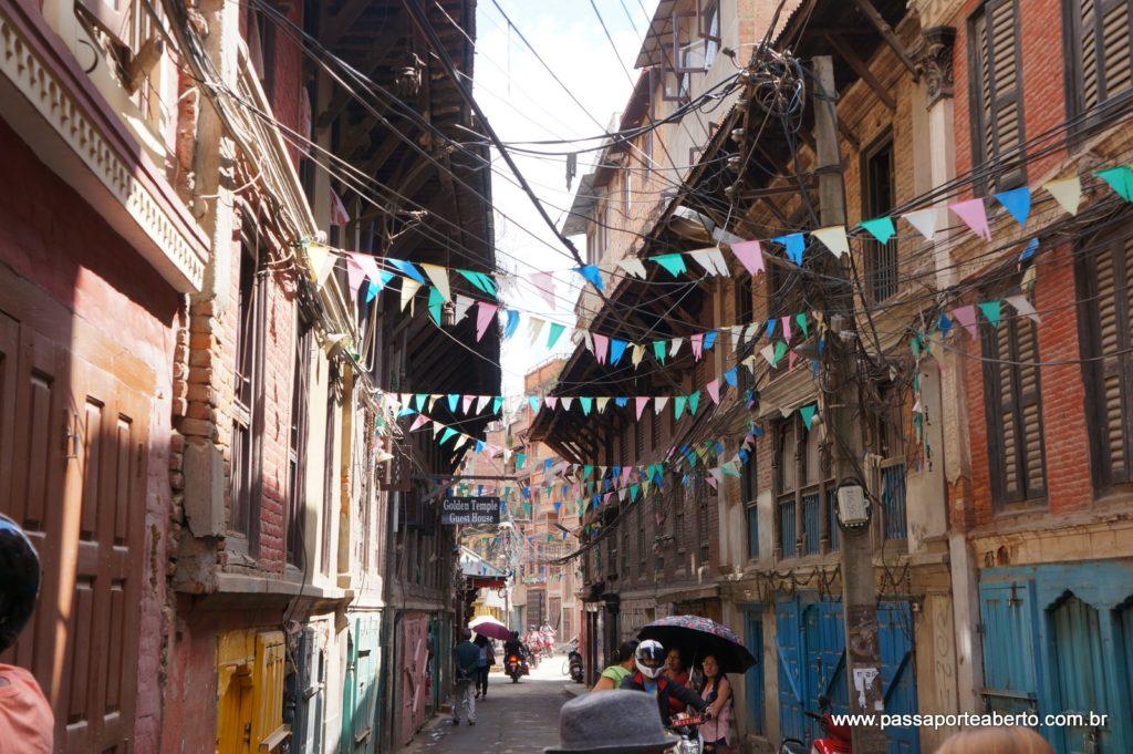Ruas de Patan