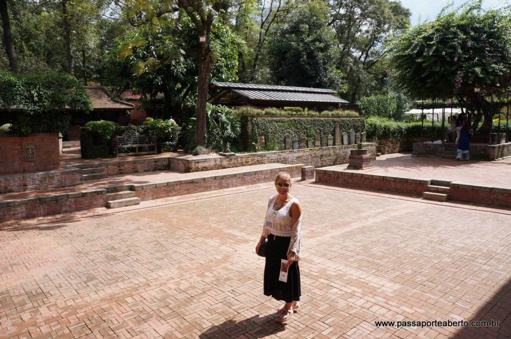 Pátio do Patan Museum