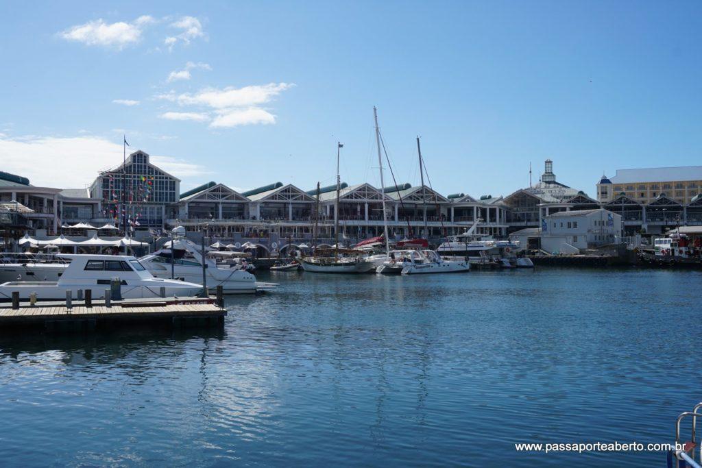 Clima do V&A Waterfront