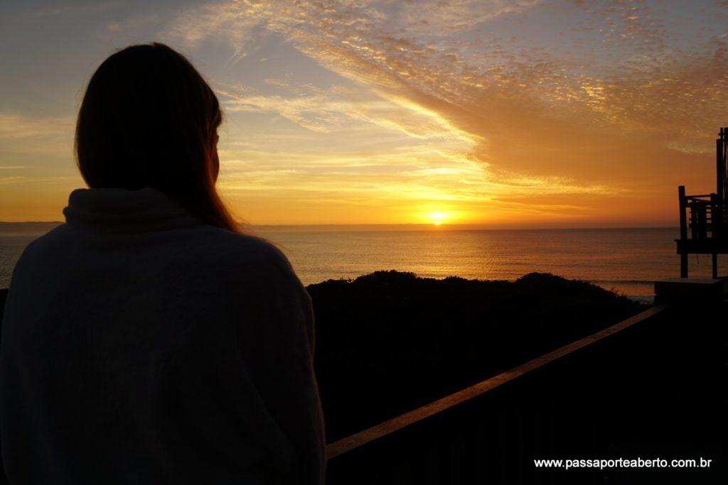 Nascer do sol em Jeffrey´s é muito lindo!