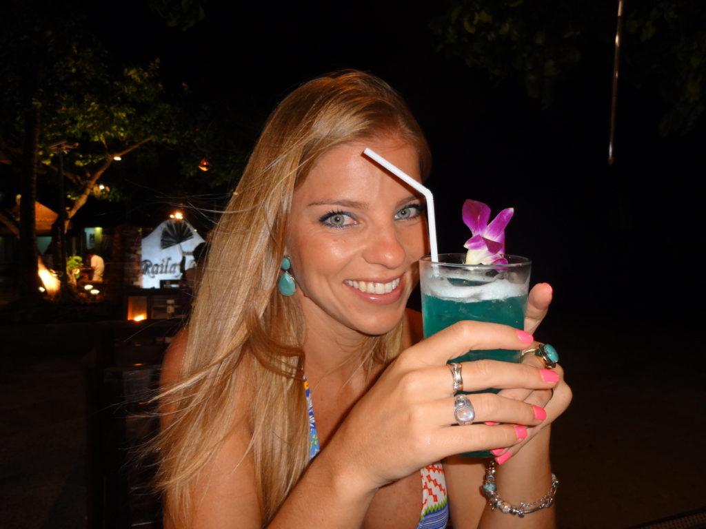 Além das comidas maravilhosas os drinks são lindos e bons!