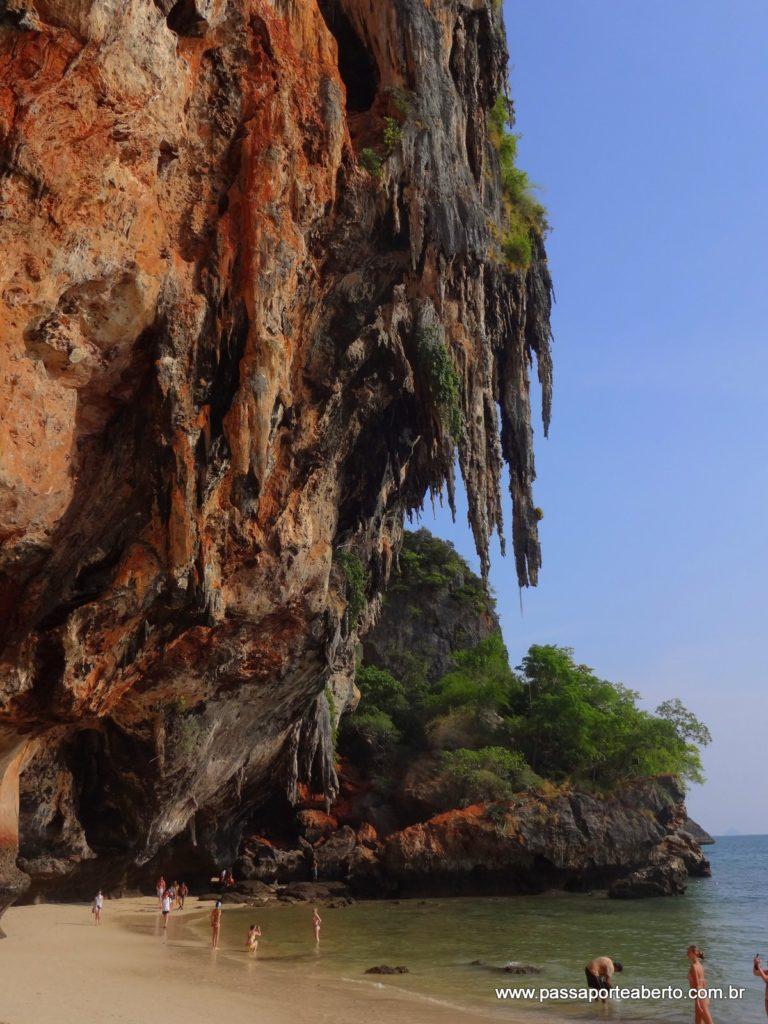 Phra Nang Beach!