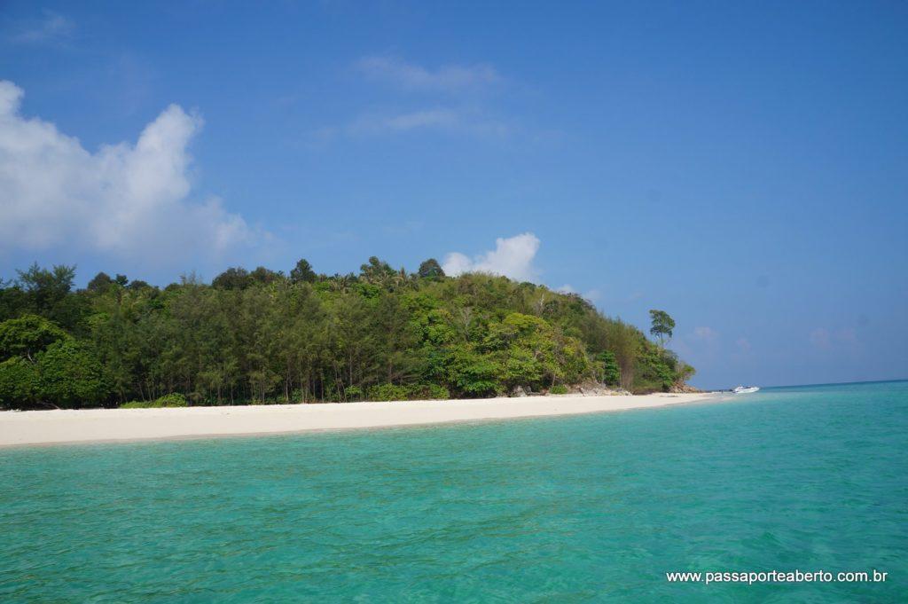 Bamboo Island já impressiona na chegada!