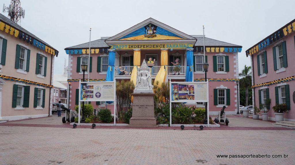 Sede administrativa de Nassau