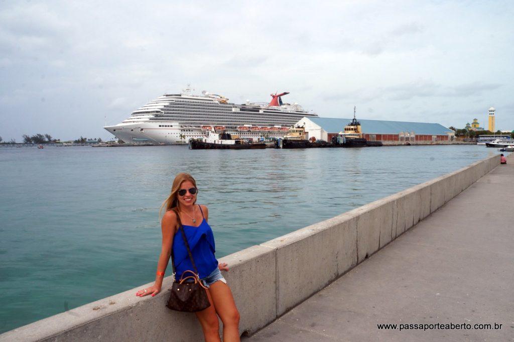 Porto de Nassau!
